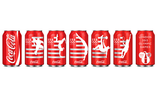 2012不是末日 可口可樂奧運限定版!
