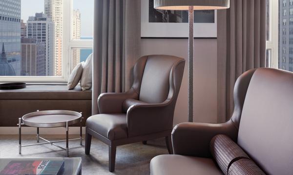 Bottega Veneta 芝加哥 Park Hyatt酒店開設豪華套房