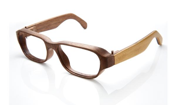 眼镜结构流程图
