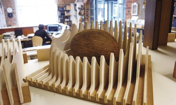 木頭、桑拿、芬蘭味---芬蘭Pro Puu 木協會