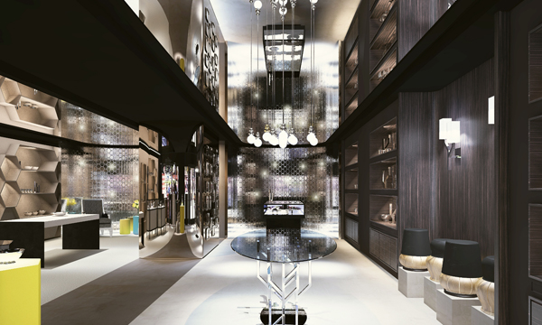 Christofle紐約旗艦店開幕 現代與傳統工藝結合