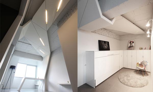 《house WING》烏托邦建築概念 讓生活與工作緊密結合