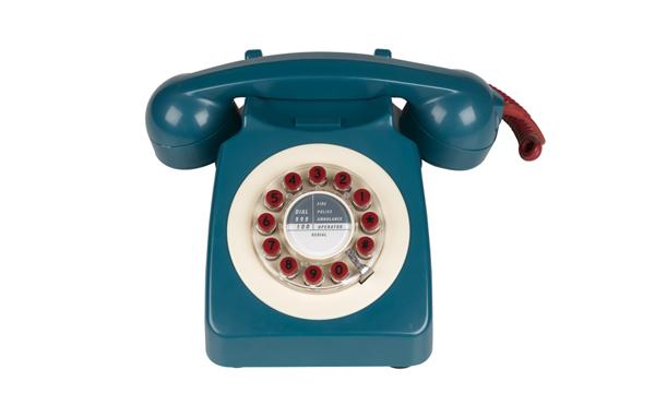 懷舊熱線 英式&美式復古電話