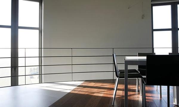design比利时旧水塔改造感性新屋