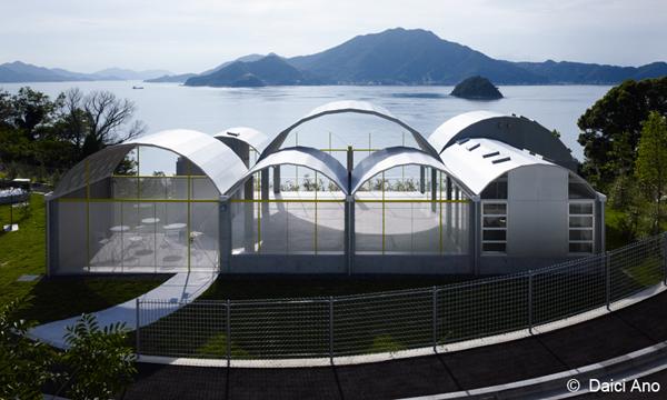 日本第一個建築博物館:《伊東豐雄建築博物館》