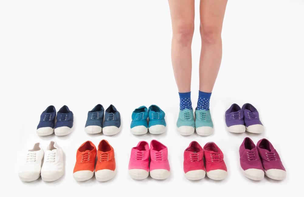 每個巴黎人都有一雙! 法國輕時尚帆布鞋BENSIMON - La Vie行動家 設計改變世界