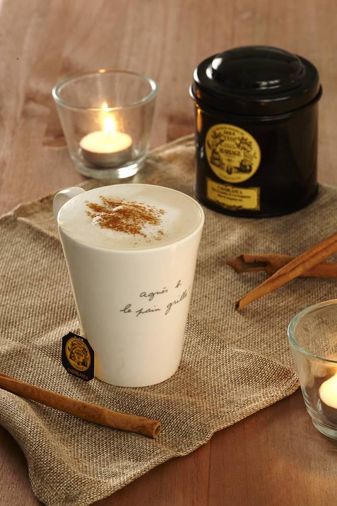 產地直送茶蛋糕! agnès b. Café L.P.G.季節限定甜點與溫暖飲品
