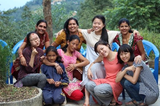 七年級「跨國企業家」─林念慈的尼泊爾追夢物語