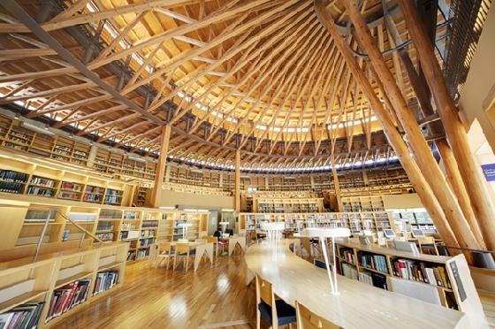 特色圖書館怎麼能少了他?日本5大必朝聖的圖書館 - La Vie行動家 設計改變世界