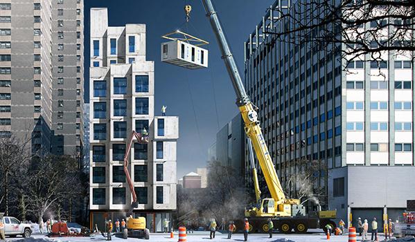 難道蝸居真的是未來趨勢?紐約微型公寓即將面世