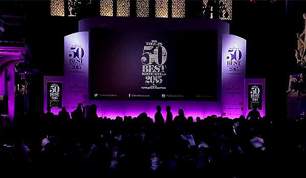Roca又奪第一:老饕們準備好了嗎?「 2015全球50佳餐廳 」名單出爐! - La Vie行動家 設計改變世界