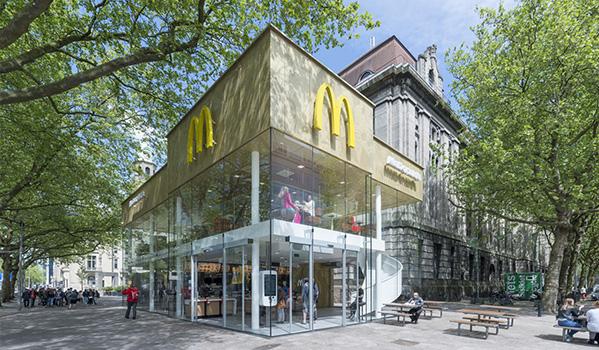 【影片】我願意天天來這裡吃麥當勞 全球最美麥當勞現身鹿特丹 - La Vie行動家 設計改變世界