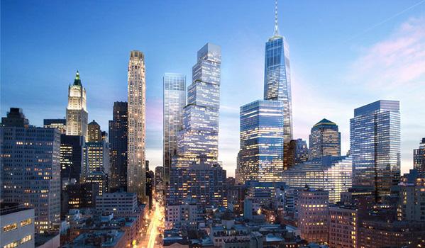 【影片】美不勝收!丹麥BIG操刀紐約新世貿的最後一棟大樓 - La Vie行動家 設計改變世界