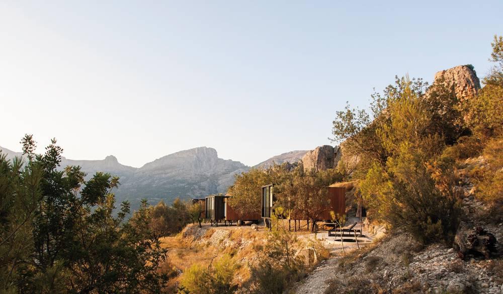 坐擁自然美景 西班牙Vivood飯店將「壯觀」盡收 - La Vie行動家 設計改變世界