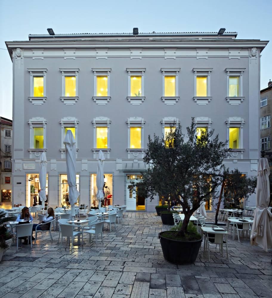 古老建築+青年旅社=旅行到克羅埃西亞的最佳選擇! - La Vie行動家 設計改變世界