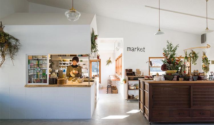 咖啡廳=小市集=畫廊=Satoduto 大阪小鎮上一應俱全的設計感小店