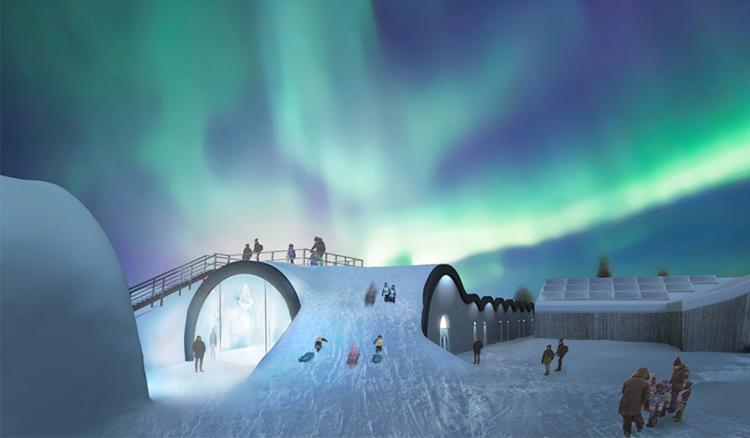此生必去!極光x雪橇犬x設計旅店 瑞典「冰凍旅館」