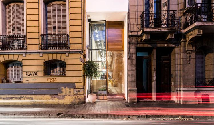無人巷道大變身!阿根廷8呎寬廢棄巷道成為浪漫餐廳的絕佳地點! - LaVie 設計改變世界