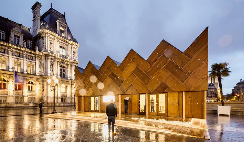 180扇門帶你走進環保建築世代 循環再生實驗性建築將現身巴黎第14區