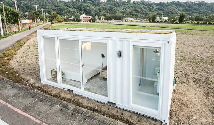 貨櫃屋的完美逆襲 MIT易可居貨櫃屋滿足一個家的想像 - La Vie行動家 設計改變世界