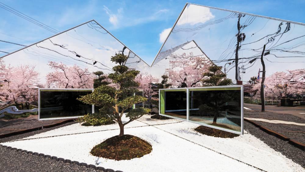 為即將到來的春日獻上一杯鏡花水月吧!櫻花鏡面咖啡廳浪漫日本岐阜縣 - La Vie行動家 設計改變世界