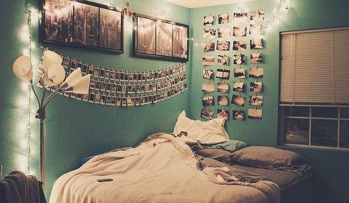 照片拍了就要洗出來佈置牆面啊!7個文青必試的房間妝點提案