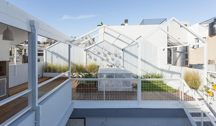 屋頂好風光你也能擁有!讓我們享受如同電影場景般的頂樓美景