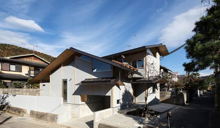 一起住到屋頂上-京都小屋「屋簷下的房子」