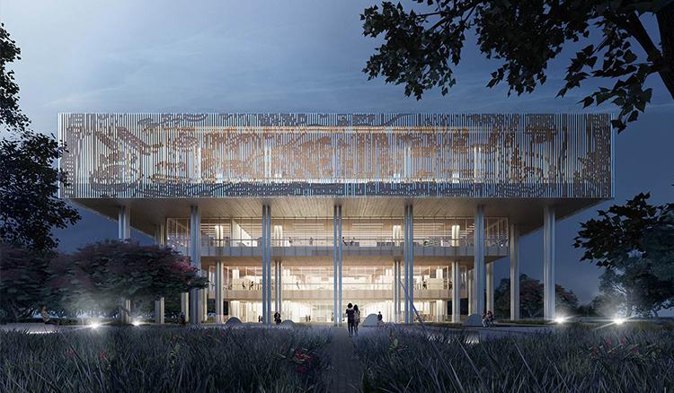 荷蘭+台灣聯手打造台灣最美圖書館-台南市立圖書館 - La Vie行動家 設計改變世界