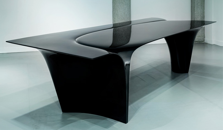 【2016米蘭】建築女王的最後一件作品-Mew Table 於米蘭國際家具展現身!