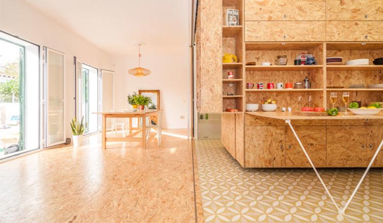 【影片】蝸居生活不委屈!移動式牆壁打造馬德里最佳居住空間!