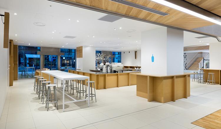 怎能不前往東京!Blue Bottle Coffee 於東京新宿火車站開設全新店面!