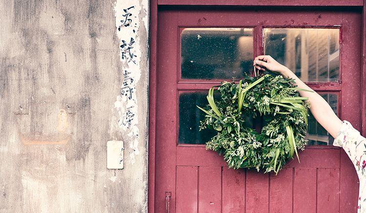 四款你沒想過的榕枝、艾草和菖蒲的節慶裝飾 ─ 仲夏端午的花草新生活