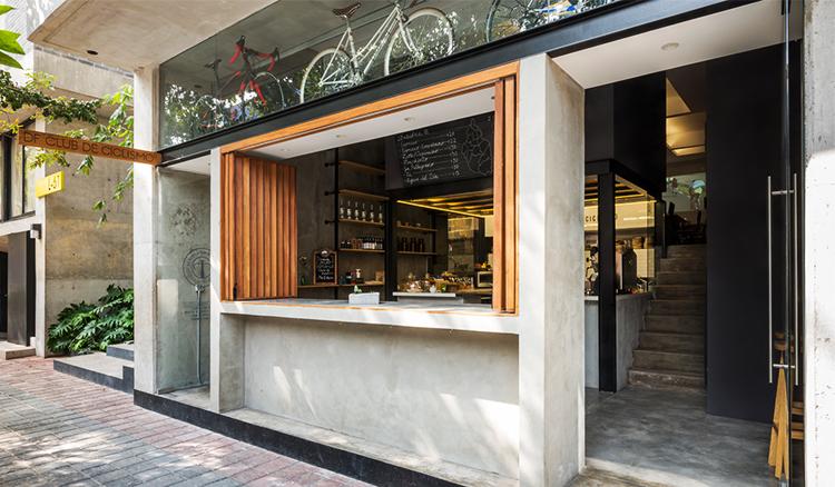 文藝青年缺一不可!腳踏車+咖啡=文青必訪咖啡廳 - La Vie行動家 設計改變世界
