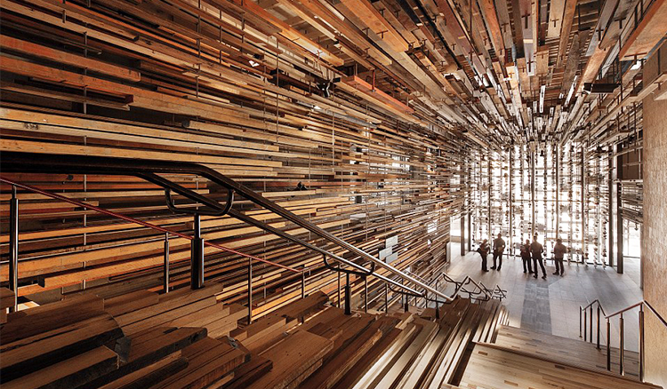 讓旅遊更友善!澳洲「旅館旅館」回收木材打造全木住宿體驗! - La Vie行動家 設計改變世界