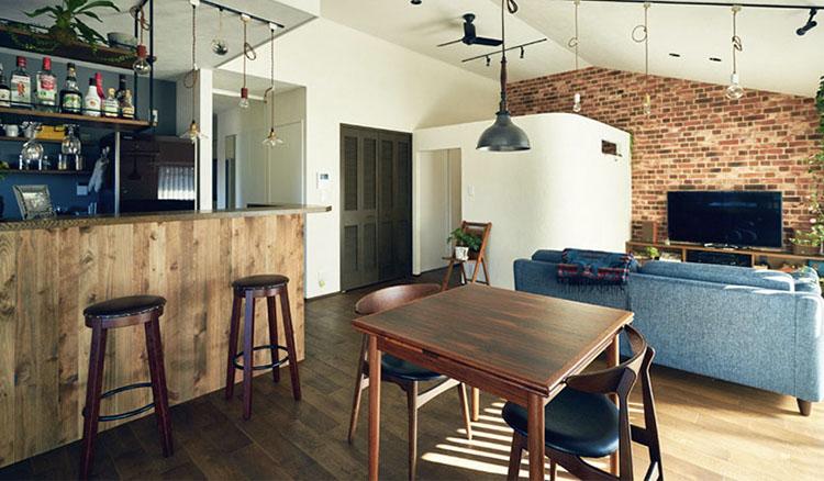 你家=咖啡廳!住宅的華麗綻放,名古屋住家玩出居家新態度!