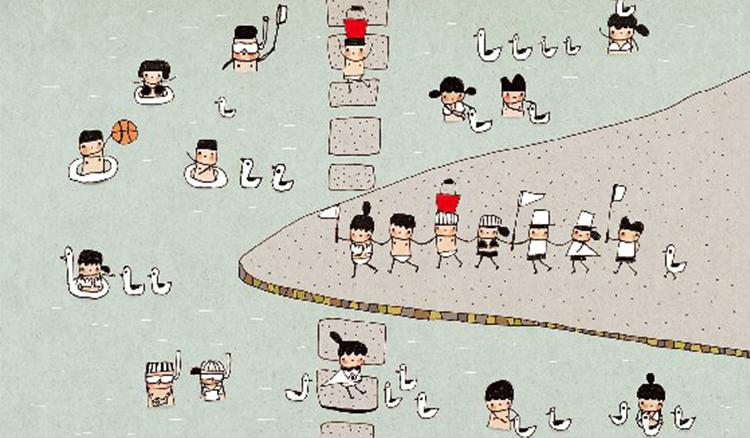 「京都必做10件事」讓插畫告訴你!旅日繪本作家Viga嚴選推薦 - La Vie行動家 設計改變世界