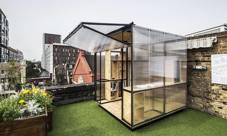 創意的孵化室!模組化工作小魔方 Minima Moralia - La Vie行動家 設計改變世界