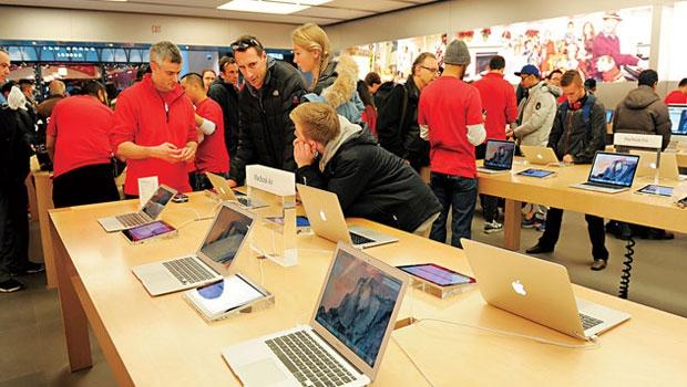 到蘋果直營店上班,竟比上哈佛還難?!