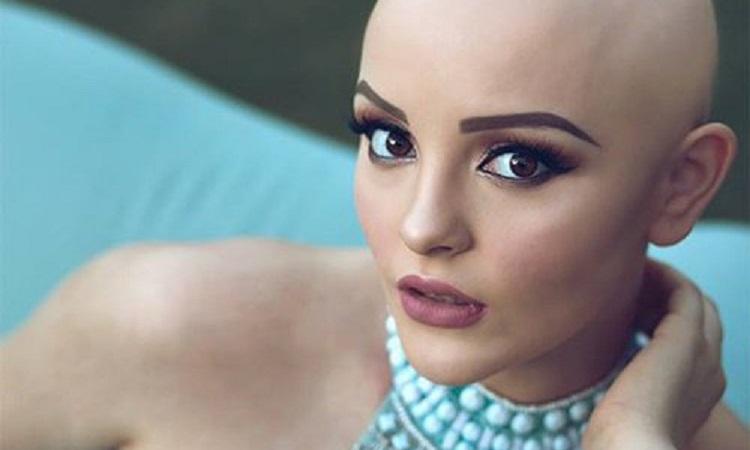 「癌症無法阻止我成為公主!」17歲抗癌少女最振奮人心的攝影美照