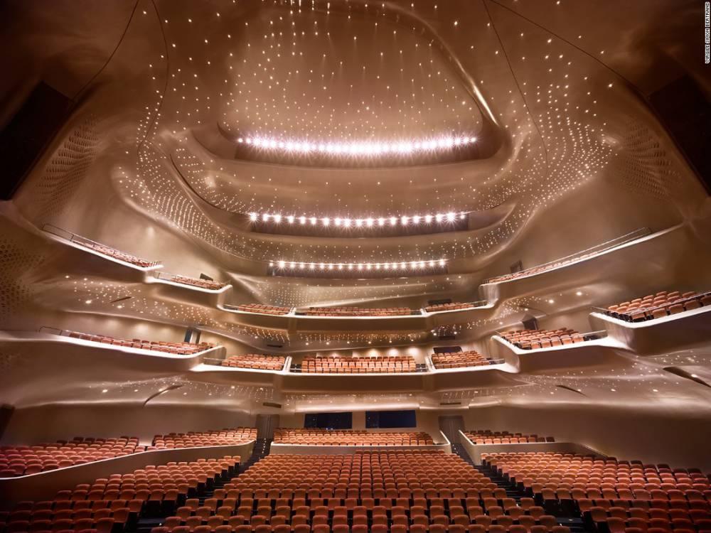 CNN 盤點5個世上最美的歌劇院!女爵札哈哈蒂作品上榜! - La Vie行動家 設計改變世界
