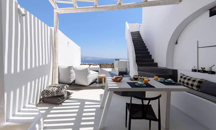 誰說希臘風一定要藍白相間?現代版極簡愛琴海精品旅店 - La Vie行動家 設計改變世界