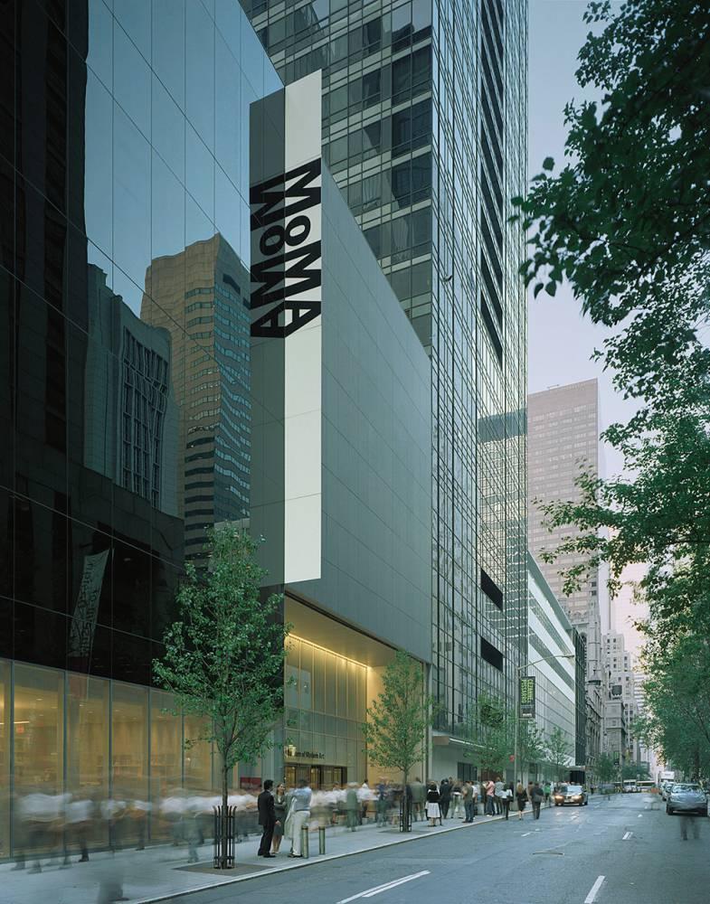 引領思潮!紐約MoMA擁有全球博物館第一個建築與設計部門!