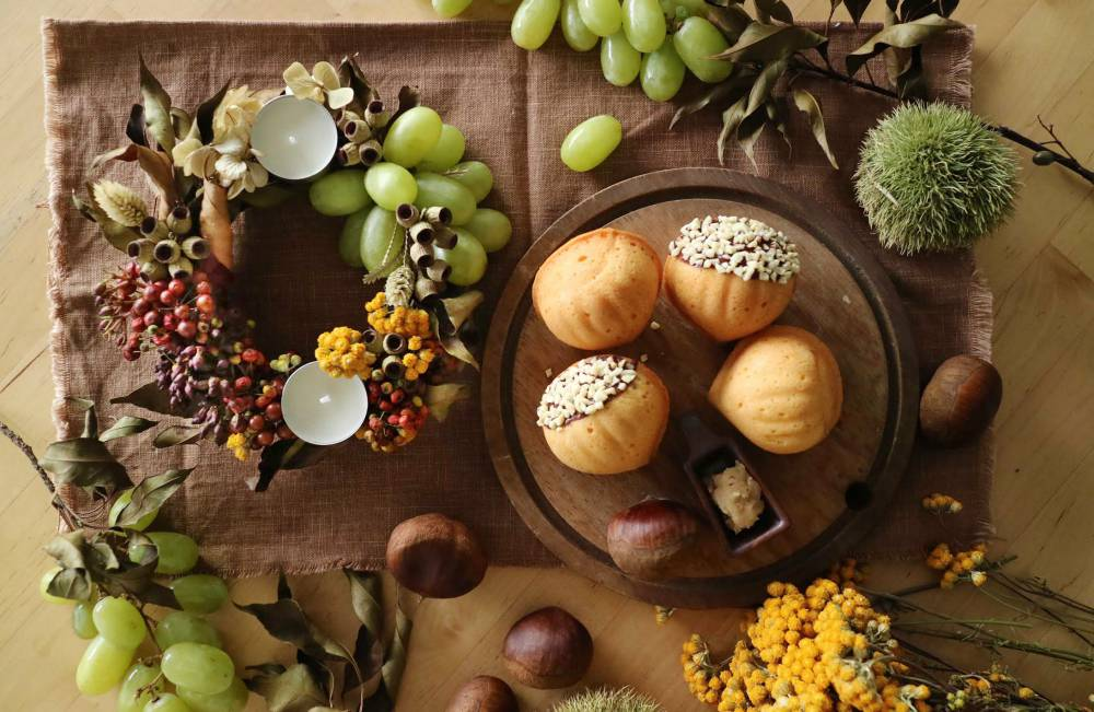 專屬秋天 三種不同風格的料理課 小器生活料理教室溫暖推薦!