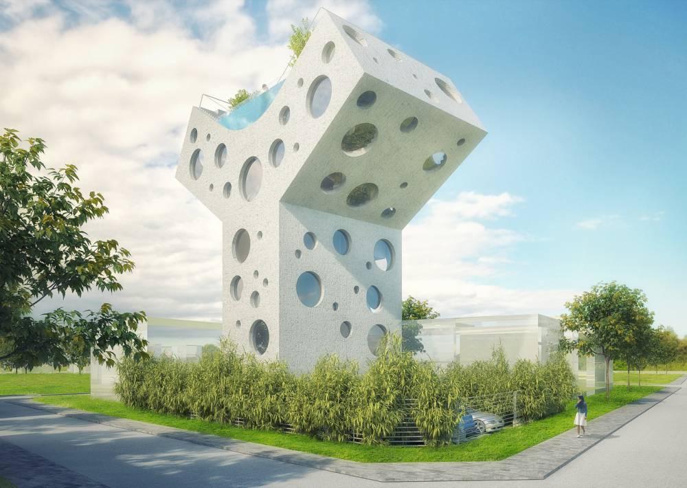 Y型未來建築將降臨府城!繼改造海安路後MVRDV於台南新作!