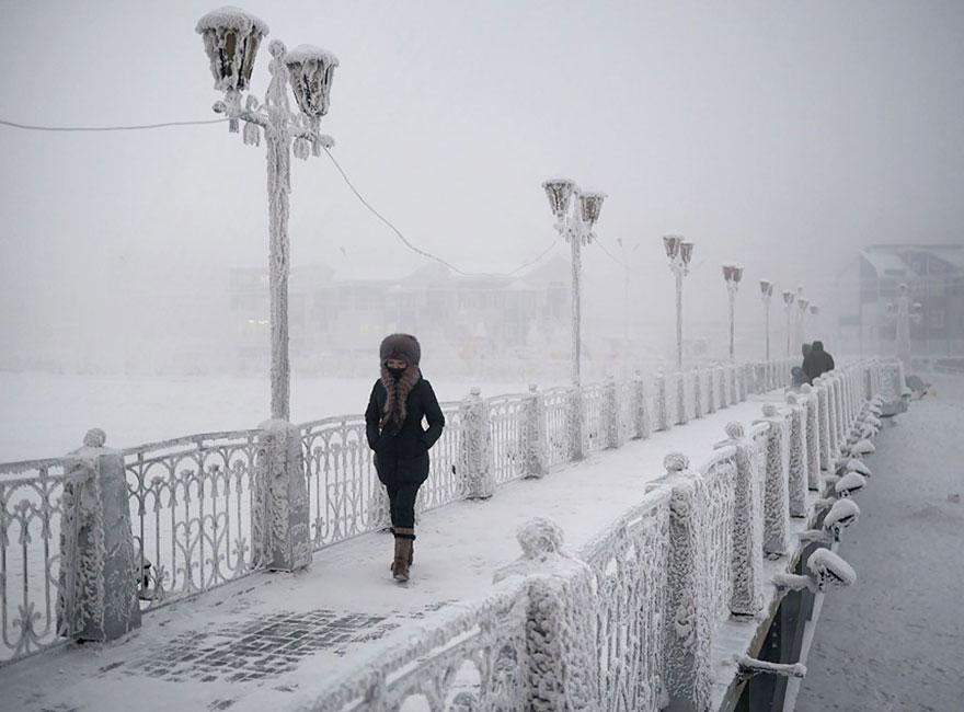 零下 68 度!世界上最冷的小鎮,你敢挑戰嗎? - La Vie行動家 設計改變世界