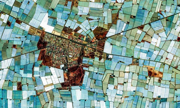 使用Google Earth拍照的攝影師!無需單眼相機也能捕捉驚人美景 - La Vie行動家 設計改變世界