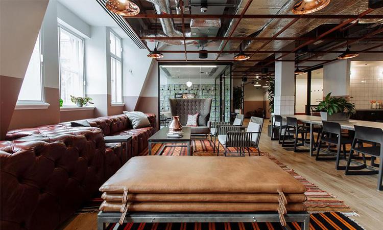 SOHO族的夢想辦公室!全球5間最有設計感共同工作空間報你知!