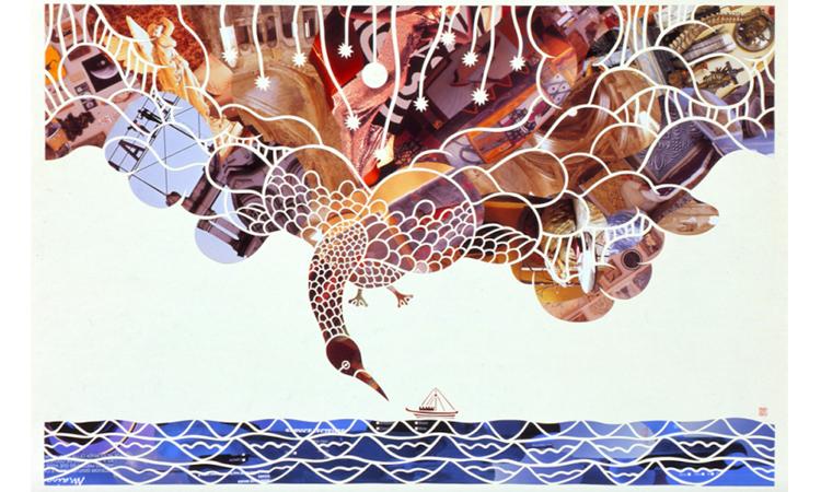 夢境的輪迴轉世:剪紙藝術家 MAYUKO FUJINO 的紙上樂園 - La Vie行動家 設計改變世界