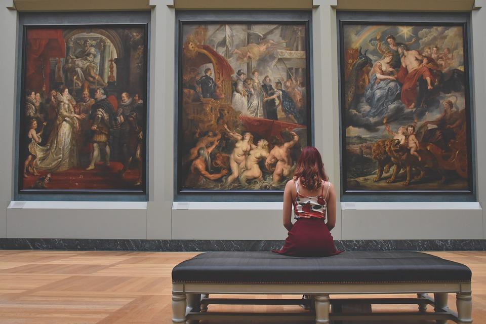 美術館,原來如此!為何大型展覽必須花費上千萬?